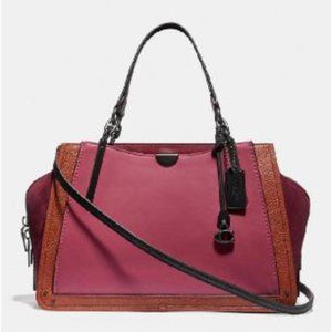 Coach Dreamer 36 In Colorblock #31646
